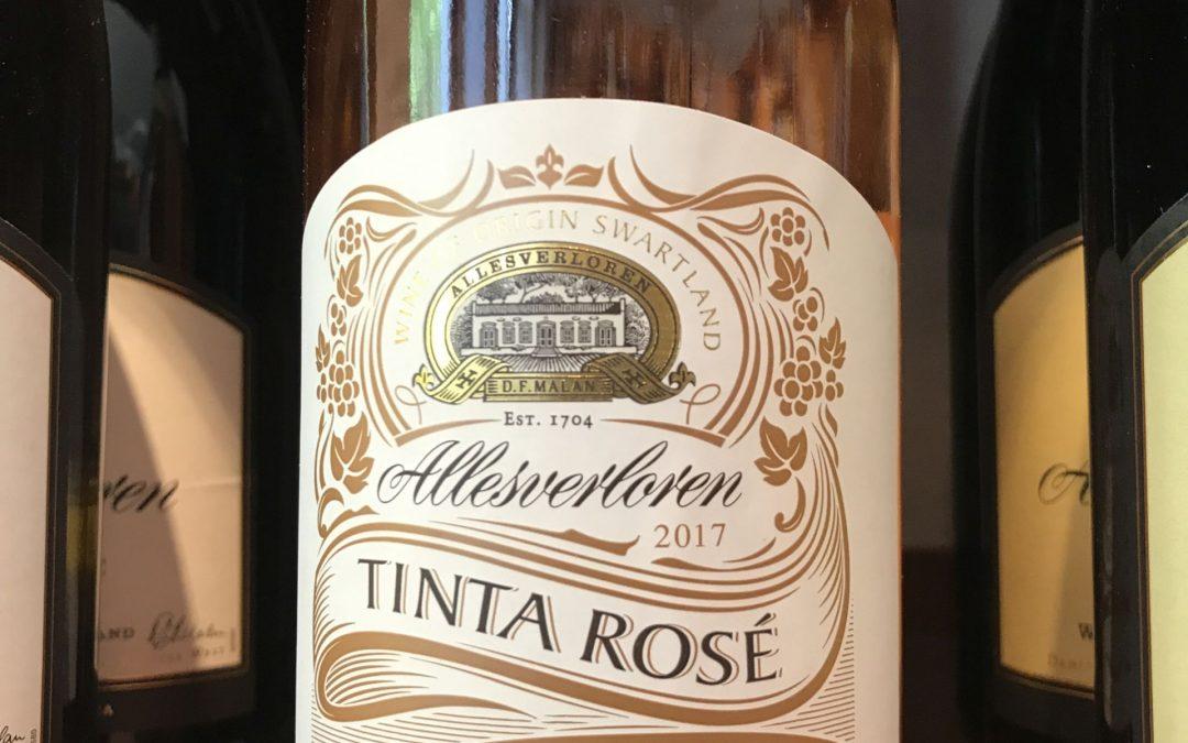 Tragische Geschichte, ungewöhnlich guter Wein!